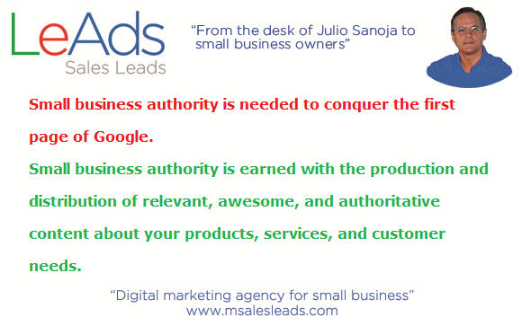 Small Business Authotiry