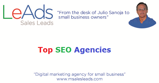 Top SEO Agencies.