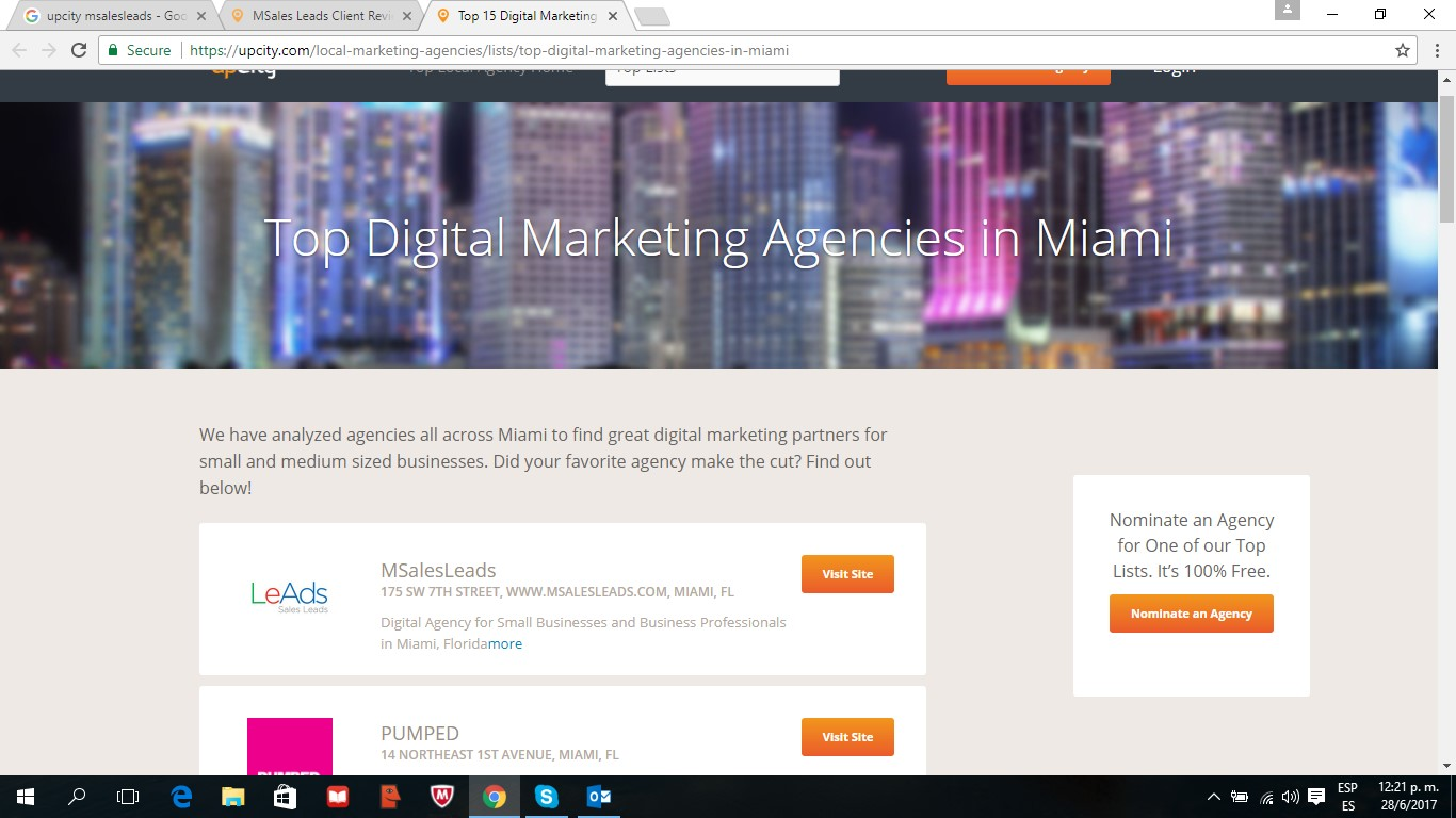 Digital marketing agency for small business