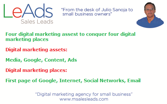 Digital marketing assets