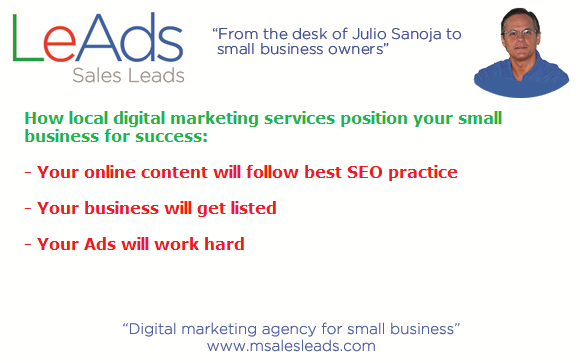 Local Digital Marketing Services