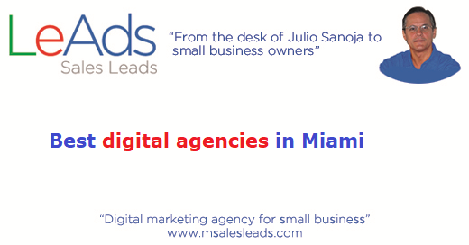 Best Digital Agencies in Miami