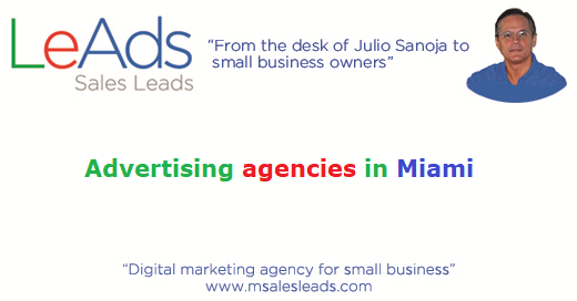 Advertising Agencies in Miami