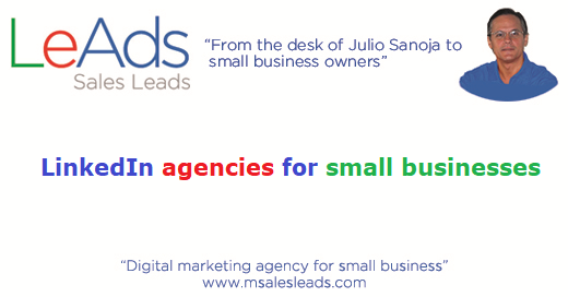 LinkedIn Agencies for Small Businesses