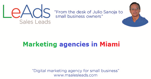 Marketing Agencies in Miami