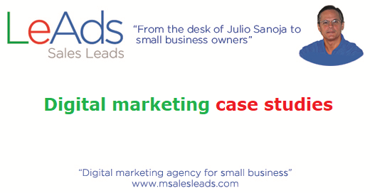 Digital Marketing Case Studies
