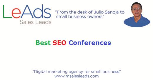 Best SEO Conferences