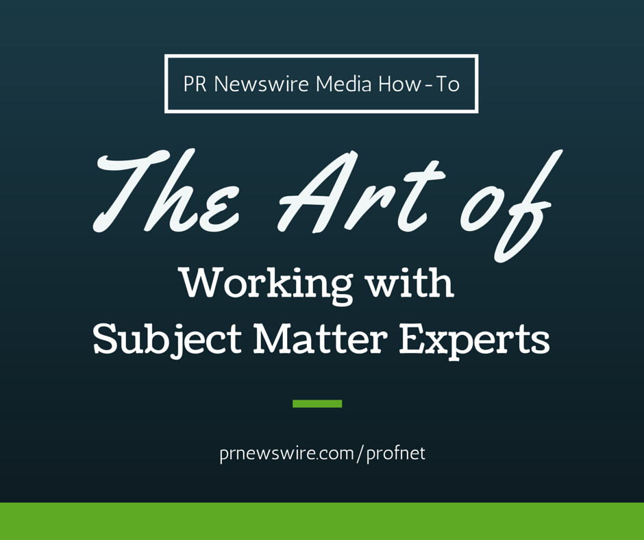 expertos en la materia y escritores